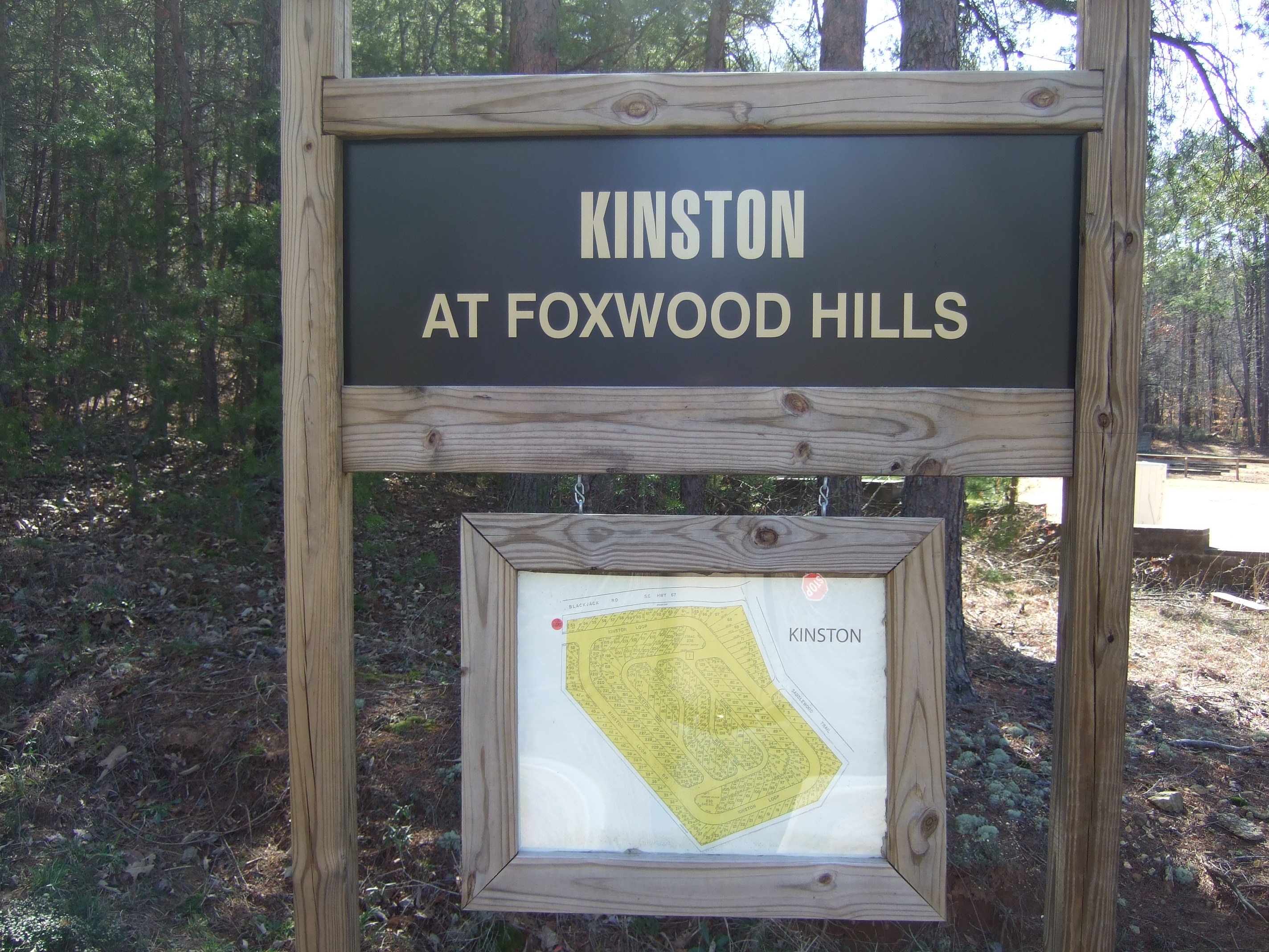 Deeded RV Lots - Foxwood Hills RV Lots For Sale
